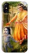 Krishna Damodara IPhone X Case
