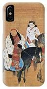 Kublai Khan Hunting IPhone Case