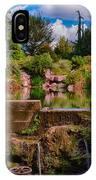 Kubota Garden Pond IPhone Case