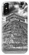 Kukulcan Pyramid V2 IPhone Case