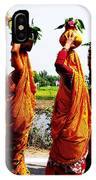 Kumaoni Ladies IPhone Case