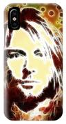 Kurt Cobain Digital Painting IPhone Case