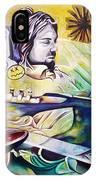 Kurt Cobain- It Aint Medicine Kurt IPhone Case