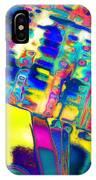 K.w.w.prism  IPhone Case