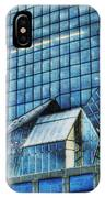 Kyoto Train Station IPhone Case