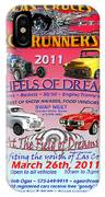 L C Rodrunner Car Show Poster IPhone Case