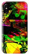 Mood Changing Medicine Power Of Music IPhone Case