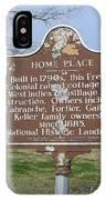 La-022 Home Place IPhone Case