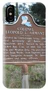 La-026 Colonel Leopold L. Armant IPhone Case