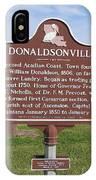 La-033 Donaldsonville IPhone Case