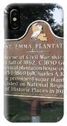 La-034 St. Emma Plantation IPhone Case