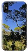 jungle in La Amistad National Park Panama 1 IPhone Case