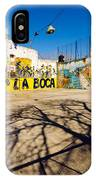 La Boca Graffiti IPhone Case