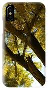 La Boca Ranch Cottonwood IPhone Case