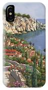 La Costa IPhone Case