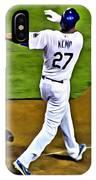 La Dodgers Matt Kemp IPhone Case