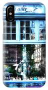 La Fourmi Ailee Paris France IPhone Case