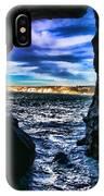 La Jolla Cave By Diana Sainz IPhone Case