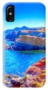 La Manga Seaside In Spain IPhone Case