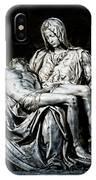 La Pieta IPhone Case