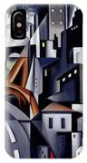 La Rive Gauche IPhone Case