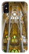 La Sagrada Familia Iv IPhone Case