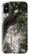 La Tigra Rainforest Canopy IPhone Case