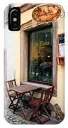 La Tinta Cafe IPhone Case