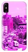 La Vie En Rose Le Bronx IPhone Case