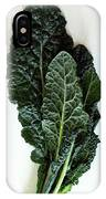 Lacinato Kale IPhone Case