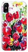 Laconner Tulips IPhone Case