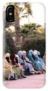 Ladies In Waiting IPhone Case