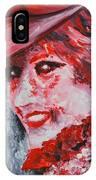 Lady Di IPhone Case