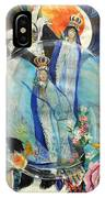 Lady Madonna IPhone Case