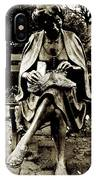 Lady Of Stone B IPhone Case