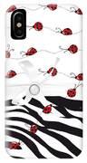 Ladybug Entwined  IPhone Case
