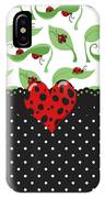 Ladybug Special IPhone Case