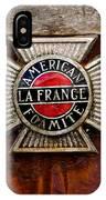 Lafrance Badge IPhone Case