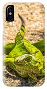 Lagarto IPhone Case