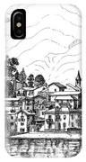 Lago Di Maggiore - Mergozzo IPhone Case