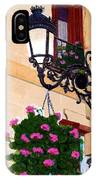 Laguardia Street Lamp  IPhone Case