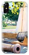 Lahaina 1812 Cannons IPhone Case