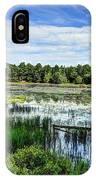 Lake At Acadia National Park IPhone Case