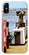 Lake Gas Depot IPhone Case