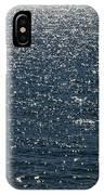 Lake Michigan Sparkling Water IPhone Case