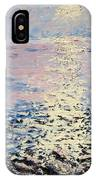 Lake Michigan Sunrise IPhone Case