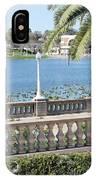 Lake Mirror Promenade IPhone Case