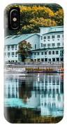 Lake Morey Inn And Resort IPhone Case