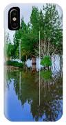 Lake Pateira IIi IPhone Case
