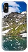 lake Pietra Rossa - Italy IPhone Case